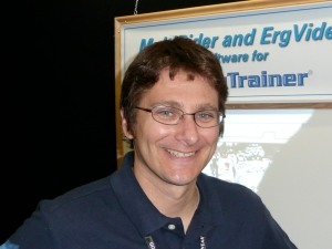 Dr. Paul Smeulders, PhD. Inventor, ErgVideo.com and Intellicoach.ca